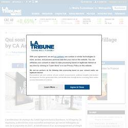 Qui sont les onze nouvelles startups du Village by CA Aquitaine ?