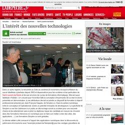 L'intérêt des nouvelles technologies - 26/11/2015 - ladepeche.fr