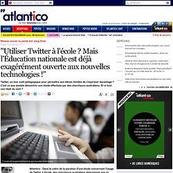 Le mythe de l'intérêt éducatif des nouvelles technologies