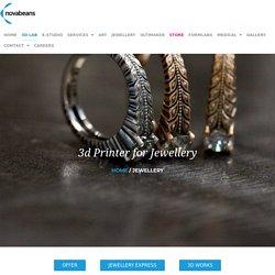 Bringing 3D Printing to Jewellery