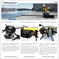 Novadem - Produits Drone / UAV