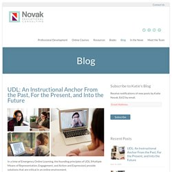 Blog - Novak Educational Consulting