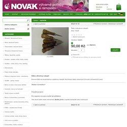 NOVÁK výtvarné potřeby - Šídlo s dřevěnou rukojetí