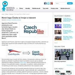 Nové logo Česka si hraje s názvem