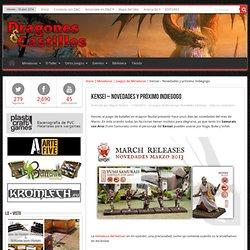 Kensei – Novedades y próximo Indiegogo