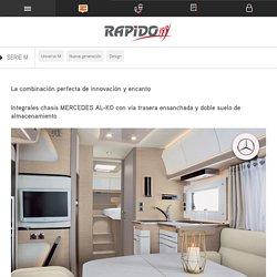 Novedades - SERIE M - RAPIDO Spain
