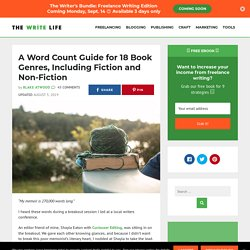 Novel Word Count: How Long Should Your Book Be? We Answer for Fiction and More