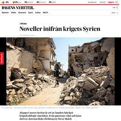 Noveller inifrån krigets Syrien