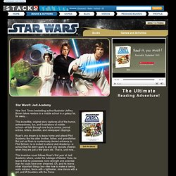 Star Wars Novels and Novelty Books