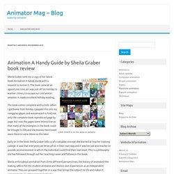 Animator Mag - Blog