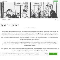 velfaerdsdebat blog