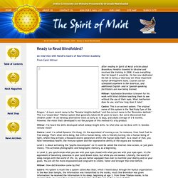 The Spirit of Ma'at — November 2009 — An interview with Hendrix Castro by Carol Hiltner