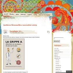 2009 novembre « Imppao's Weblog