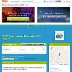 SMART Board en action (Laval) 27 novembre
