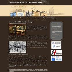 11 novembre : Commémorer l'armistice de 1918