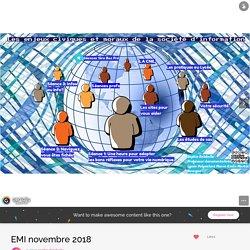 EMI novembre 2018 par sophie.delobelle sur Genially