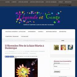11 Novembre Fête de la Saint Martin à Dunkerque