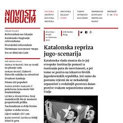 Katalonska repriza jugo-scenarija