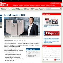 Novotek veut lever 4 M€