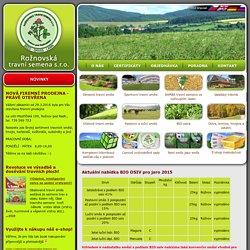 Rožnovská travní semena