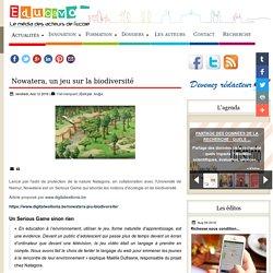 Nowatera, un jeu sur la biodiversité
