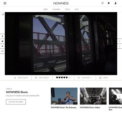 NOWNESS Shorts: Litefeet
