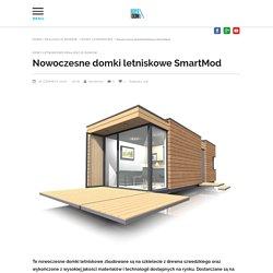 Nowoczesne domki letniskowe SmartMod