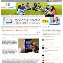 Luka edukacyjna i aplikacje mobilne
