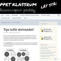 NP svenska