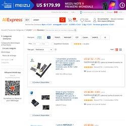 Vente en gros nrf24l01 - Achetez des Lots à petit prix nrf24l01 sur Aliexpress.com