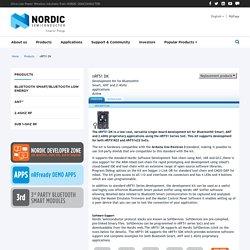 nRF51 DK - Nordic Semiconductor