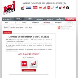 NRJ Global - Cross Média