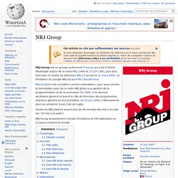 NRJ Group