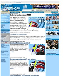 NRK.no - Store norske