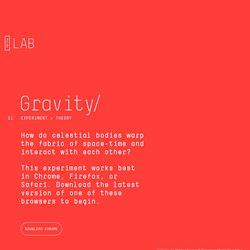 NSTMF Gravity