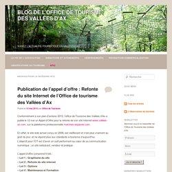 Blog de l'Office de Tourisme des Vallées d'Ax