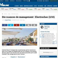 Dix nuances de management : Electrochoc (2/10)