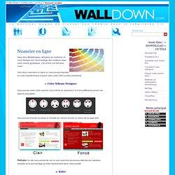Nuancier en ligne - Walldown : Portail d'assistance internet
