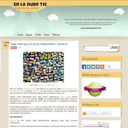 Algo más que un muro colaborativo: mural.ly