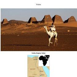 Nubia, Kerma, Kush, Meroe, Black Pharaohs