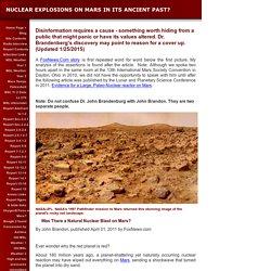 Nuc on Mars?