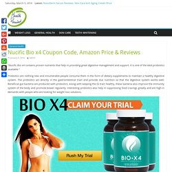 Nucific Bio x4 Coupon Code, Amazon Price & Reviews