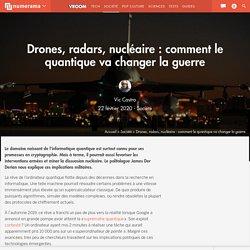 Drones, radars, nucléaire : comment le quantique va changer la guerre - Société