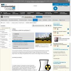 Combien coûte le nucléaire ? - L'énergie nucléaire, un débat français