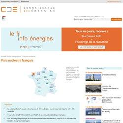 Parc nucléaire français : nombre de réacteurs, localisation, chiffres clés