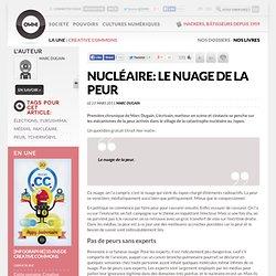 Nucléaire: le nuage de la peur » Article » OWNI, Digital Journalism