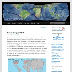 Nuclear Energy and Risk - Views of the World