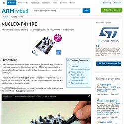 NUCLEO-F411RE