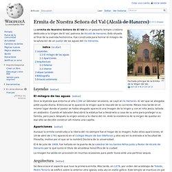 Ermita de Nuestra Señora del Val (Alcalá de Henares) 40°29′3″N 3°20′24″O