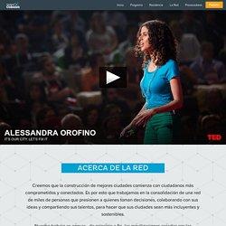 La Red Nuestras Ciudades está buscando fundadores!